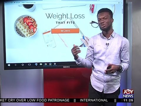 How to track your Health on your Phone - Joy News Interactive (11-4-18)