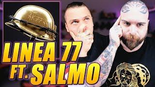 Linea 77   AK77 (feat. Salmo & Dj Slait) *REACTION* By Arcade Boyz