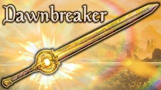 Skyrim SE   Dawnbreaker   Weapon Guide