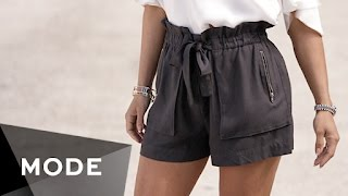 4 Shorts & Heels for Summer | Fashion Takeaway ★ Mode.com