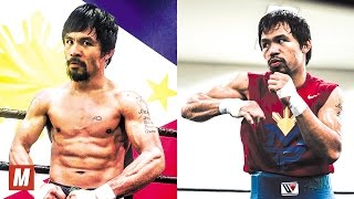 Manny Pacquiao | Training Highlights | Boxing Workout | Motivation