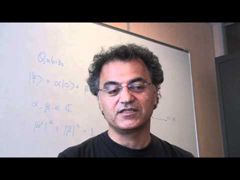 Quantum Mechanics and Quantum Computation - YouTube