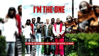 DJ Khaled - I'm The One ft. Justin Bieber, Quavo, Chance The Rapper, Lil Wayne (Audio)