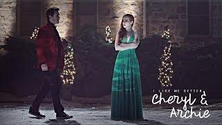Archie & Cheryl ✘ I like me better