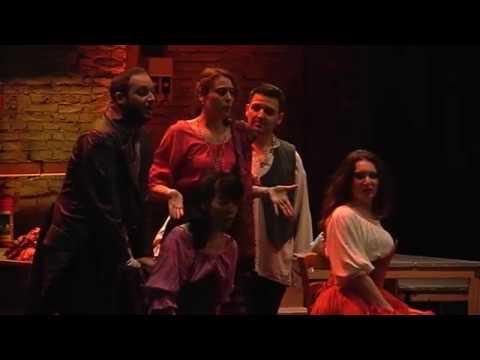 Preview video Nous avons en tête une affaire (quintetto-Atto 2°) G.Bizet-Carmen