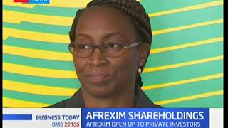 AFREXIM opens up to private shareholders