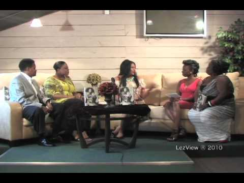 The LezView Show: Pam Grier Writes About Surviving Abuse & Violence in Her Life