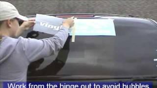 sticker hyundia windshield kaca depan sticker mobil kaca custom text