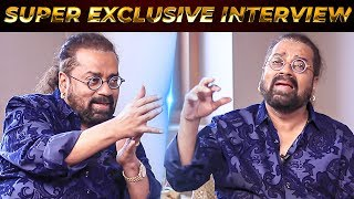 Hariharan's Soulful Live Singing Performance For The First Time - Hariharan Interview | SM 105