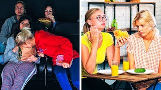WHEN FOOD IS LIFE || Funny Situations We All Face