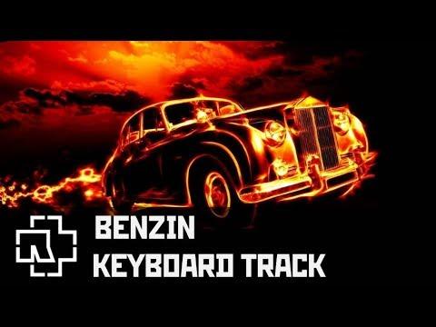 Rammstein - Benzin (Keyboard Track)