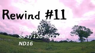 U199 3Inch FPV Drone FreeStyle/GoproLite(hero7)/Rewind Training#11
