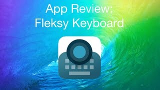 Fleksy Keyboard - Free video search site - Findclip