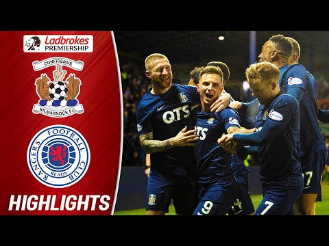 Kilmarnock 2-1 Rangers | Killie Score 2 Late Goals to Derail Rangers' Hopes! | Ladbrokes Premiership