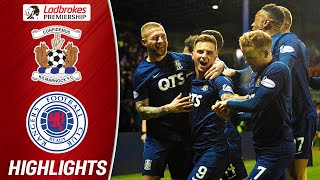 Eamonn Brophy scored a late winner as Kilmarnock came back from a goal down to pick up the home victory.  Subscribe to the SPFL YouTube here!: http://goo.gl/jq3jXN Like us on Facebook: http://www.facebook.com/spflofficial Follow us on Twitter: https://twitter.com/spfl & https://twitter.com/spflnews  LADBROKES PREMIERSHIP CONTENT AVAILABILITY INFORMATION - GOALS FROM SATURDAY'S MATCHES WILL BE AVAILABLE IN THE UK & IRELAND FROM 6PM ON SUNDAY.  GOALS FROM ALL OTHER MATCHDAYS WILL BE AVAILABLE TO VIEW WORLDWIDE FROM MIDNIGHT AFTER THE MATCH.  The SPFL is the leading sporting competition in Scotland, covering the top 42 football teams in the country. Subscribe to the official SPFL YouTube channel to make sure you catch all the best bits from Scottish league football. Scottish football is famous for passionate and exciting matches featuring top teams like Celtic, Rangers, Aberdeen, Hearts, Hibs and Dundee United.  The top league is called the Ladbrokes Premiership. Below the top level, there are a further three leagues -- the Ladbrokes Championship, Ladbrokes League 1 and Ladbrokes League 2.