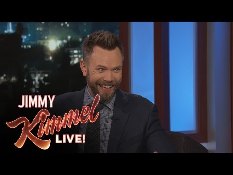 Joel McHale on The Bachelor