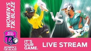 Jamaica vs Windwards - Full Match | Women's T20 Blaze 2019