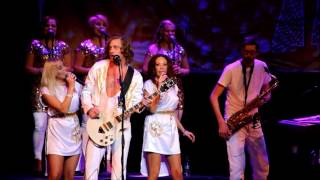 ARRIVAL _ Abba Tribute Band