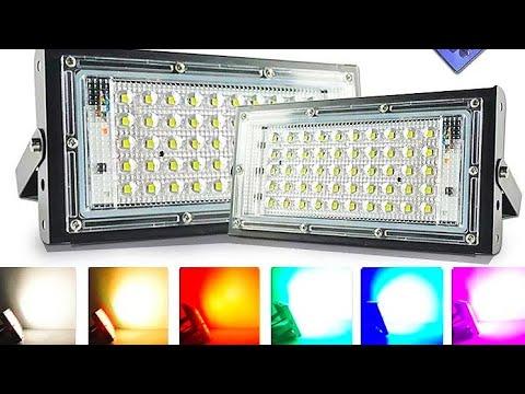 Светодиодные прожектора 50W / 50W LED Flood Lights