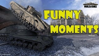 World of Tanks - Funny Moments | Best of March 2018! (Week 1)