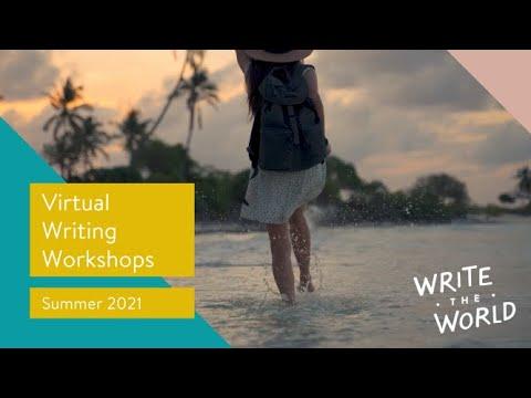 Write The World Virtual Writing Workshops