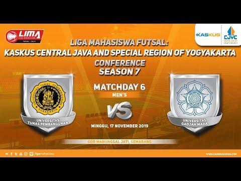 Men's UTP vs UGM LIMA Futsal: Kaskus CJYC Season 7