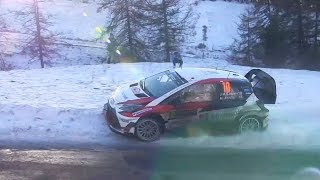 WRC   Rally On The Limits   Maximum Attack   2016/2017 Compilation