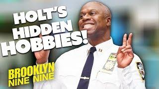 Captain Holts Hidden Hobbies | Brooklyn Nine-Nine | Comedy Bites