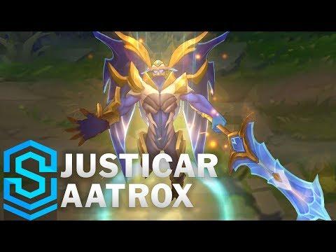 Aatrox Công Lý