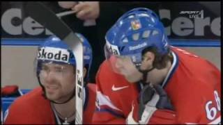 Finland vs. Czech Republic (1/4 Final) IIHF Ice Hockey World Cup 2010