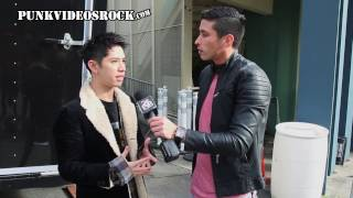 ONE OK ROCK Talk 'Ambitions,' Collaborations & Fall Out Boy Tour w/ @RobertHerrera3
