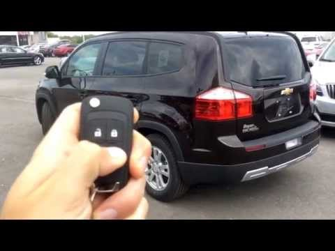 2014 Chevrolet Orlando 1LT Overview   140229