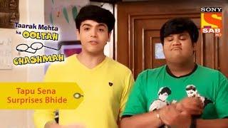 Gambar cover Your Favorite Character | Tapu Sena Surprises Bhide | Taarak Mehta Ka Ooltah Chashmah