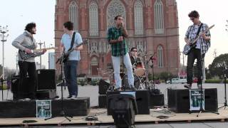 The Eggs - Arctic Monkeys Cover - BALACLAVA+FAKE TALES OF SAN FRANCISCO