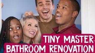 Extreme Bathroom Renovation | Mr. Kate Decorates