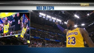 THE KING HAS COME BACK': LEBRON RETURNS TO CLEVELAND