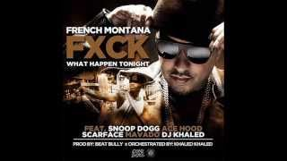 French Montana- What happen Tonight Instrumental with Hook
