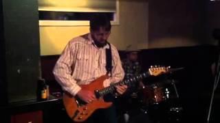Brad Petersen w Dave, Vera & Derek 1-24-15