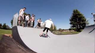 preview picture of video 'Cookham Mini Ramp 2012'