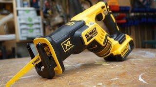 Dewalt 20 Volt Compact XR Reciprocating Saw Review  - DCS367P1
