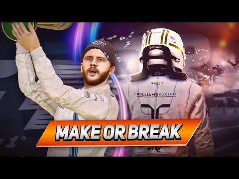 F1 2017 AOR Japan: MAKE OR BREAK RACE