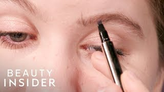 Eyebrow Marker Claims To Give Brows A Microbladed Look