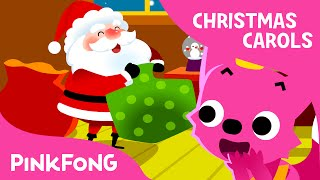 Jolly Old St. Nicholas | Christmas Carols | PINKFONG Songs for Children