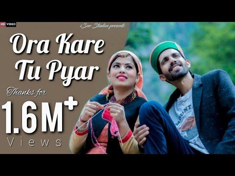 Latest Pahari Mashup | Ora Kre Tu Pyar | P.K. Shankar | Chander Lal | Official Video | iSur Studios