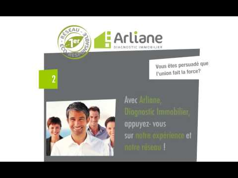 Arliane Diagnostic Immobilier 1er Réseau éco-responsable