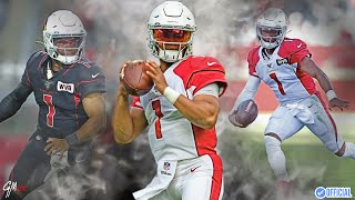 II IT'S EASY II The Official Rookie Highlights of Arizona Cardinals Quarterback Kyler Murray