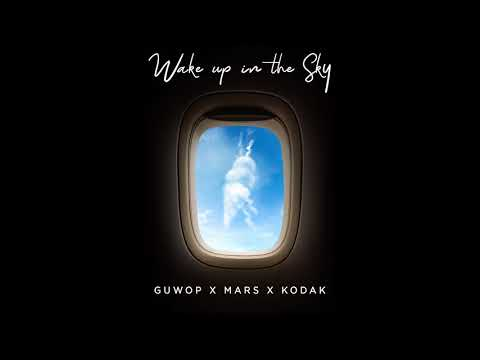 "Gucci Mane Bruno Mars Kodak Black ""wake Up In The Sky"" Official Audio"