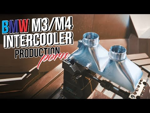 Wagner Tuning - BMW M3/M4 Intercooler Production