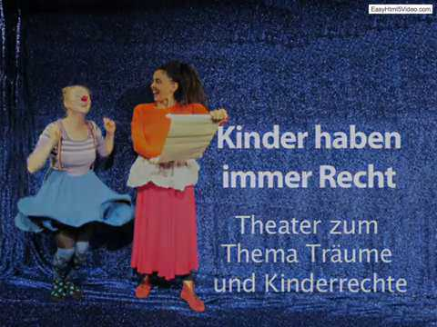 Ingrid Irrlicht Theater ohne Worte für Kinder video preview