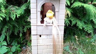 Rapunzel Playmobil Film Kurzfilm Märchen Raiponce Movie